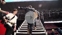 Cahoots: Backstage at Wembley Stadium!! #TakeTheStage